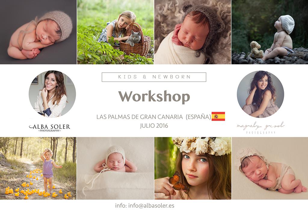 Alba Soler y Magaly Gisel Workshop