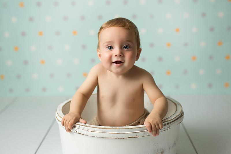 Fotos de bebés de meses en Valencia