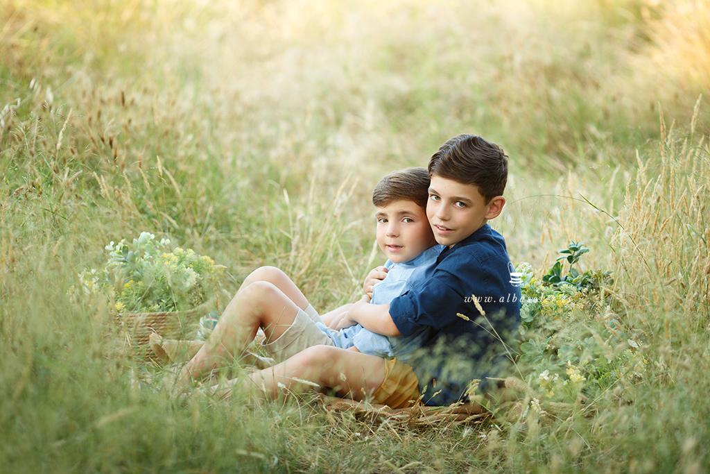 Fotos de hermanos