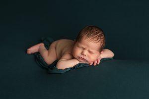 Manta y wrap para puf newborn