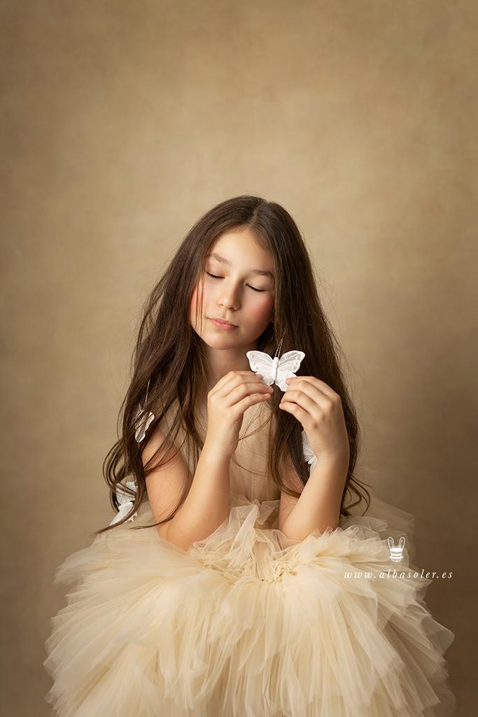 Fotografía de retrato con niños
